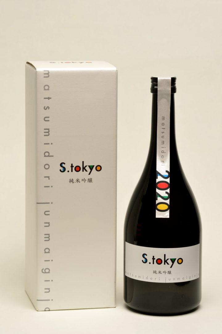 松みどり 純米吟醸 S.tokyo- 720ml